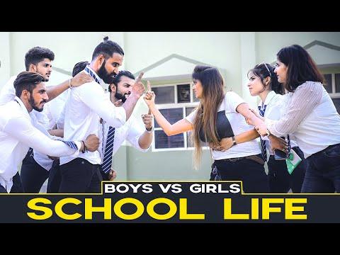 School Life Boys vs Girls | Sanju Sehrawat | Make A Change | Motivational Videos 2019