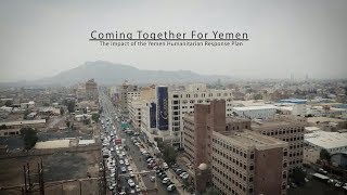 coming together for yemen