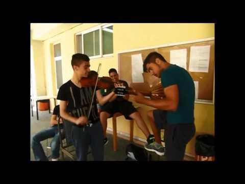 Μουσικο σχολειο Ροδου:Εικαστικες παρεμβασεις ,καλλιτεχνικες δρασεις.