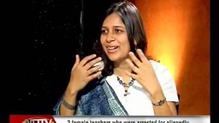 NDTV-Hindu - Shoma, Part 3