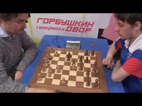 2016-09-04 GM Morozevich Alexander IM Sychev Klementy  Moscow blitz 18