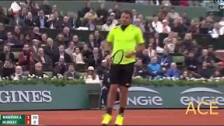 Andy Murray vs Stan Wawrinka Roland Garros 2016 SF