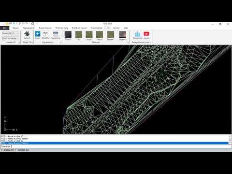 Exemple De Conception Dun Projet Routier De A à Z Avec Rds 2018