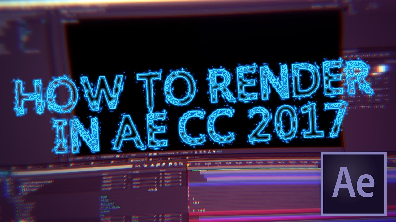 how to get ae for free 2017