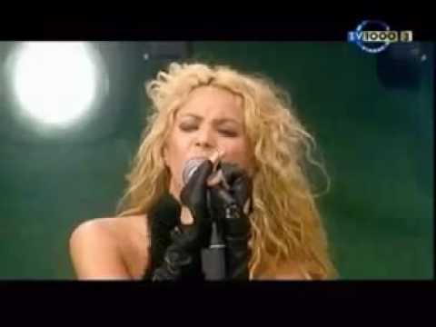 Download Shakira - Objection (Tango) - Live Party Park 2002