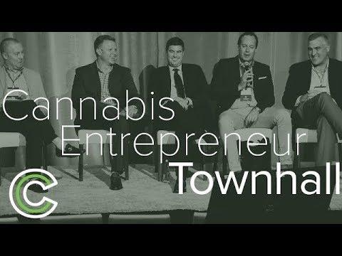 C3 Panel  Cannabis Entrepreneur Townhall