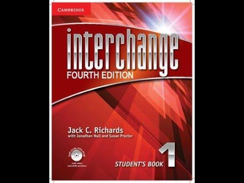 Interchange 1  Unit 1 Part 2  4th Edition