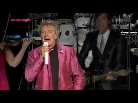 Rod Stewart - Tonight's the Night -  AVO Session Basel