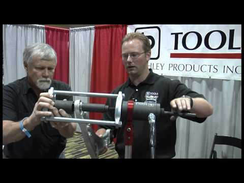 Mobile Hydraulic Press Tool from SP Tools