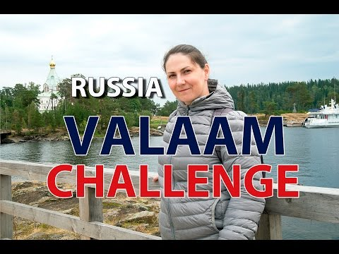 RUSSIA, VALAAM Weather Challenge 😱  Clothing Tips Travel Arrangements  on Different Russia Channel