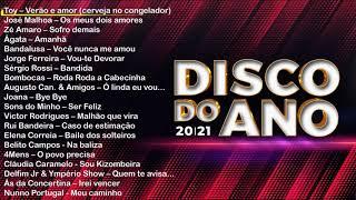 Vários artistas - Disco do ano 20/21 (Full album)