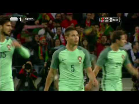 RICARDO QUARESMA Magic Goal Portugal vs Norway 2016