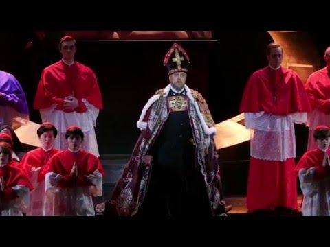 "Tosca: ""Te Deum"" (Stephen Powell)"
