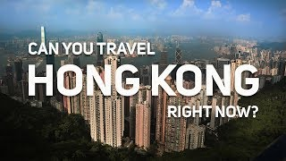What it's really like travelling HONG KONG during the protests