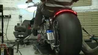 Fredy.ee '06 Harley-Davidson VRSCSE2 Turbo Screamin Eagle V-Rod Dyno Tuning Part 1