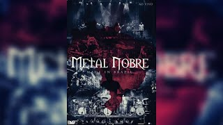 dvd metal nobre made in brazil