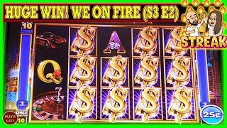Скачать WE ARE ON FIRE HUGE WIN HUSBAND Vs WIFE CHALLENGE TURNING 1000 FREE PLAY INTO PROFIT S3 Ep2