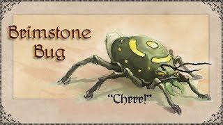 Tibia - Brimstone Bug Hunt / Task - Elite Knight (EK) 90+