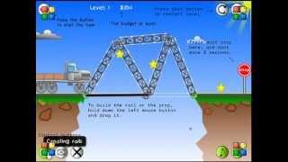 Rail Way Bridge 1 Online (Free Game: ARCADEpolis.com)