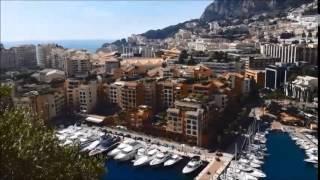 Лазурный берег Ницца, Монако(, 2014-10-07T18:27:25.000Z)
