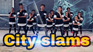 City slums group dance choreography by j. D prince