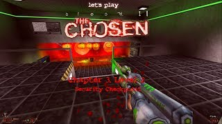 LP Blood II: The Chosen - C3L2 Security Check Point