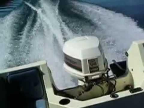 VRO 90 Johnson Outboard Motor