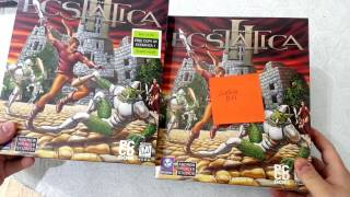 Random Game Unshrinking / Game Version Differences - Ecstatica I and II (1994-1997)