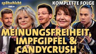 Spätschicht vom 05.02.2021 mit Florian, Martin, Lisa, Anka und Tutty