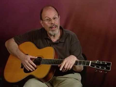 """Stefan Grossman teaches """"Shake That Thing"""""""