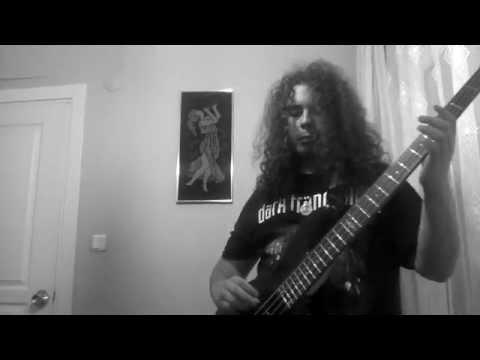 Isfendiyar - Insomnium - Bereavement (Bass Cover)