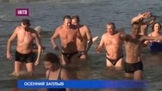 Традиционный заплыв моржей «Мужество нижегородцев - во благо России»