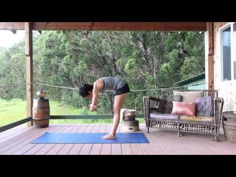 2 Yoga Poses to Improve Your Golf Swing by Marin
