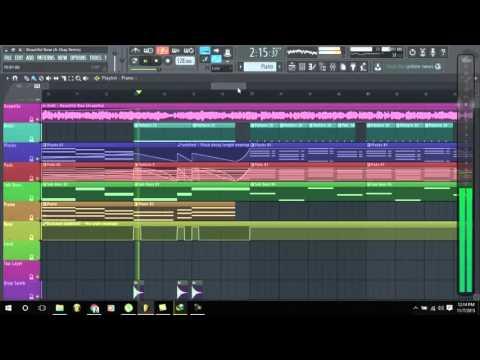 Zedd Ft. Jon Bellion - Beautiful Now (A-Shay Remix)   FLP