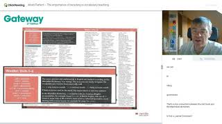 The Importance of Recycling in Vocabulary Teaching Advancing Learning Webinar