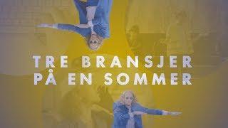 Tre bransjer på en sommer (Musikkvideo)