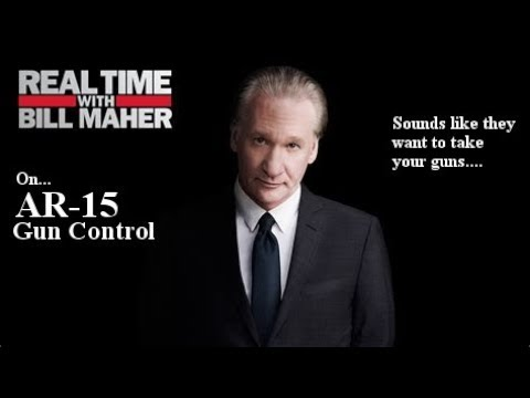 Bill Maher Tries to Educate Democrats on Gun Control