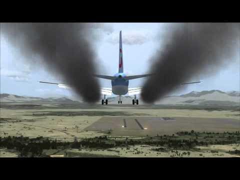 Трагедия над Синаем: сгоревший двигатель или тень