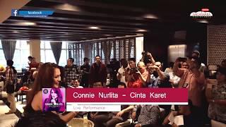 Live Perform Connie Nurlita - Cinta Karet