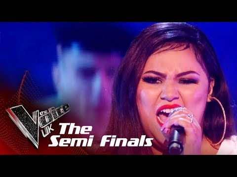 Tai Performs 'When Doves Cry': The Semifinals | The Voice UK 2018