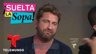 Gerard Butler visitó Suelta la Sopa para presentar su nueva película | Suelta La Sopa | Entreteni