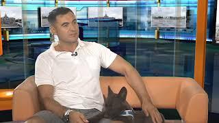 «Наше время»: Александр Чеботарев о волчонке-прогнозисте Забиваке