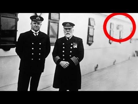 Это Видео с Корабля Титаник Скрывали от Вас Сто Лет