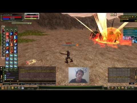 Knight Online 3 Saat Giant Golem Efsane Para Kasılabilecek Slot
