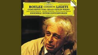 Ligeti: Piano Concerto (1985-88) - 5. Presto luminoso: fluido, costante, sempre molto ritmico
