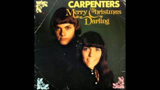 The Carpenters - the last 21 seconds of Merry Christmas Darling