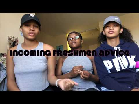 Incoming Freshmen Advice | NCAT