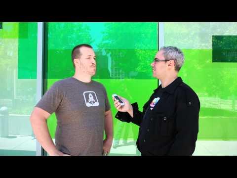 David Barnard of App Cubby talks Retina Macs and iOS 6 at WWDC 2012