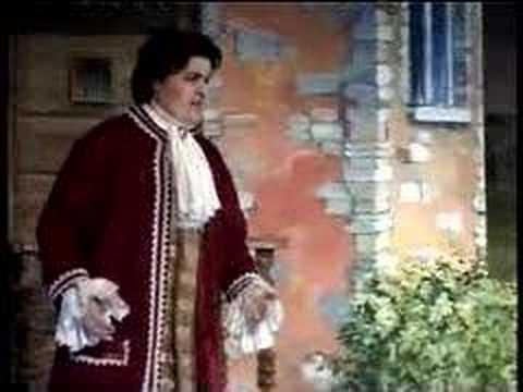 """Batone's Aria from Rossini's """"L'Inganno Felice"""""""