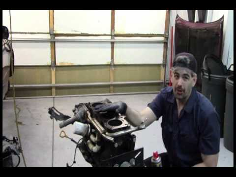 Replace a Cylinder Head Gasket Yourself and do it RIGHT! Part 1